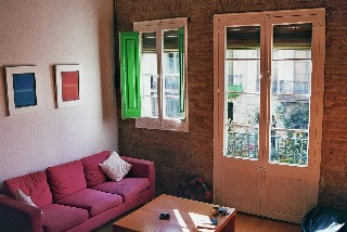 Bed and Breakfast Barcelona Comedor